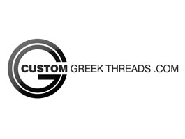 Custom Greek Threads Logo Design